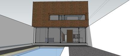 Casa EGEA MQT 2 - terraza lavadero 2